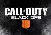 Activision Announces Call of Duty Black Ops 4 Coming October