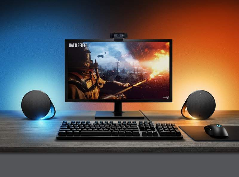 Logitech Introduces G560 LightSync PC Gaming Speaker