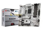 MSI H370 and B360 Chipset Motherboards Pictures Leaked