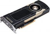 Nvidia Quadro GV100 front left