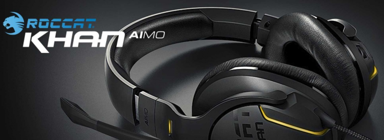 Roccat Khan AIMO Gaming Headset Review   eTeknix