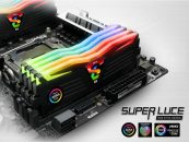 GeIL Super Luce RGB Sync Now Controllable via Mobo Apps