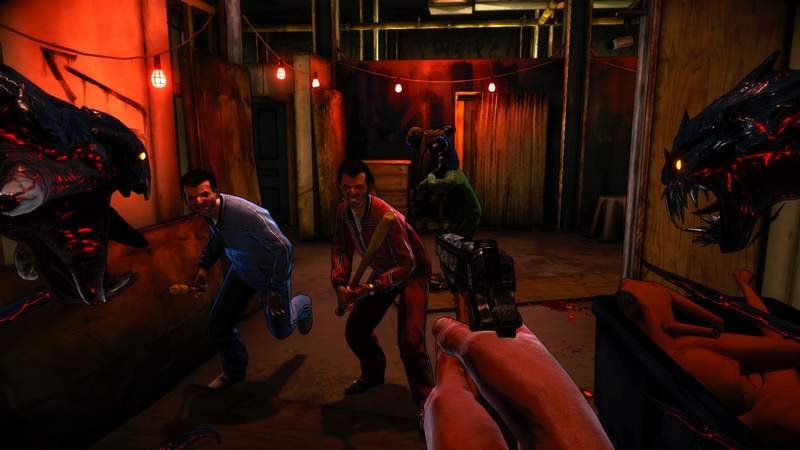 The Darkness II FREE from Humble Bundle Until March 28