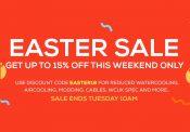Watercooling UK Announces Easter Weekend Sale