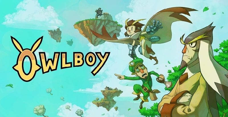 owlboy competition