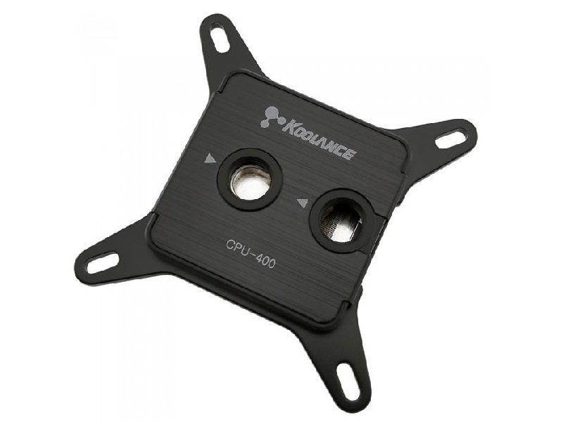 Koolance CPU-400 Series Water Blocks Now Available