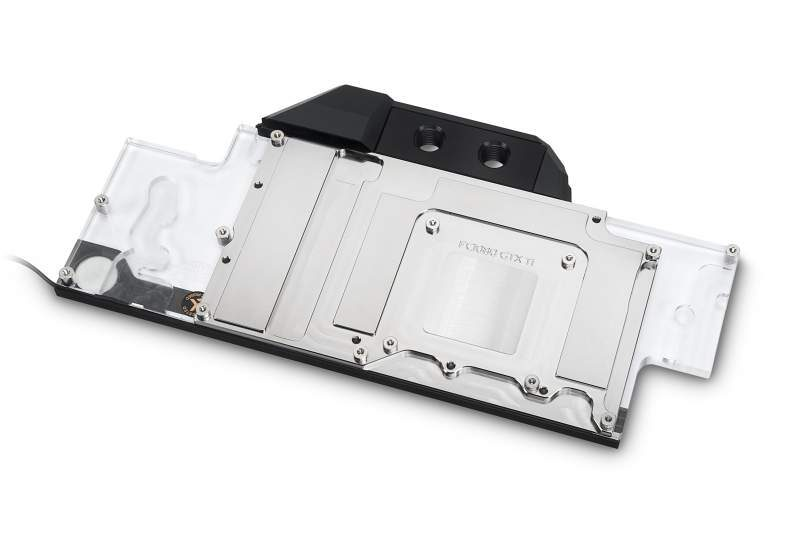 EKWB Releases RGB Water Block for GeForce Founders Edition