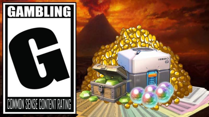 ESRB Starts Labeling Video Games with Microtransactions