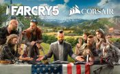 Corsair Bundles Far Cry 5 for FREE with Purchases Over $150