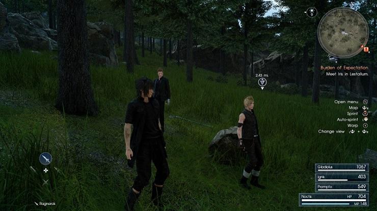 final fantasy grass 2