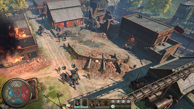 Gameplay Footage for Diesel Punk RTS 'Iron Harvest' Released