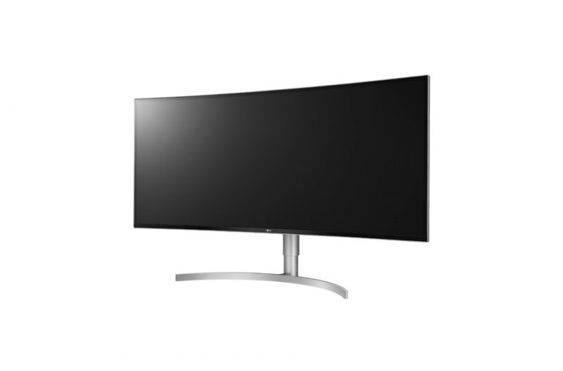 "LG 38WK95C-W 38"" IPS HDR10 Curved Monitor Now Available"