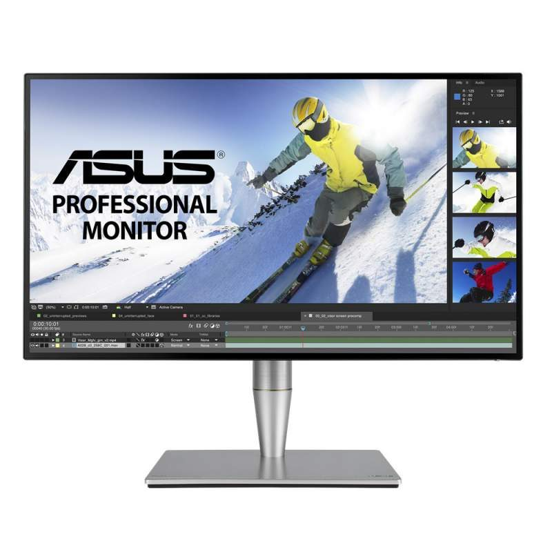 ASUS ProArt PA27AC WQHD HDR Monitor Now Available