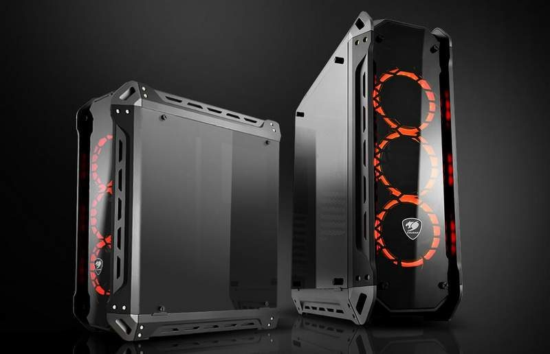 Cougar Panzer-G Gaming Mid-Tower Case Now Available