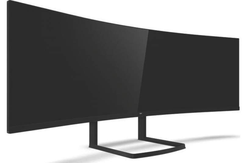 Philips Announces Higher Resolution Version of the 492P8 Monitor