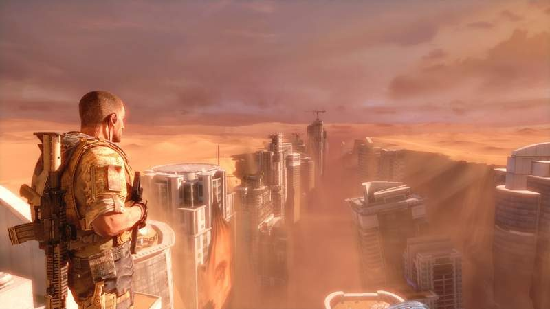Spec Ops: The Line Free from Humble Bundle Until March 31