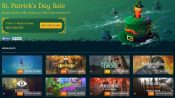 GOG St. Patrick's Day Sale Begins – Up to 90% Off 300+ Titles