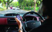 driving phone camera