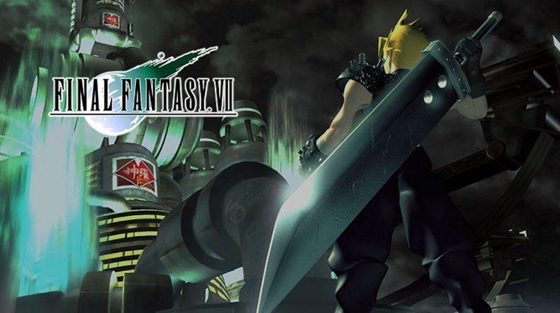 final fantasy 7 ff7