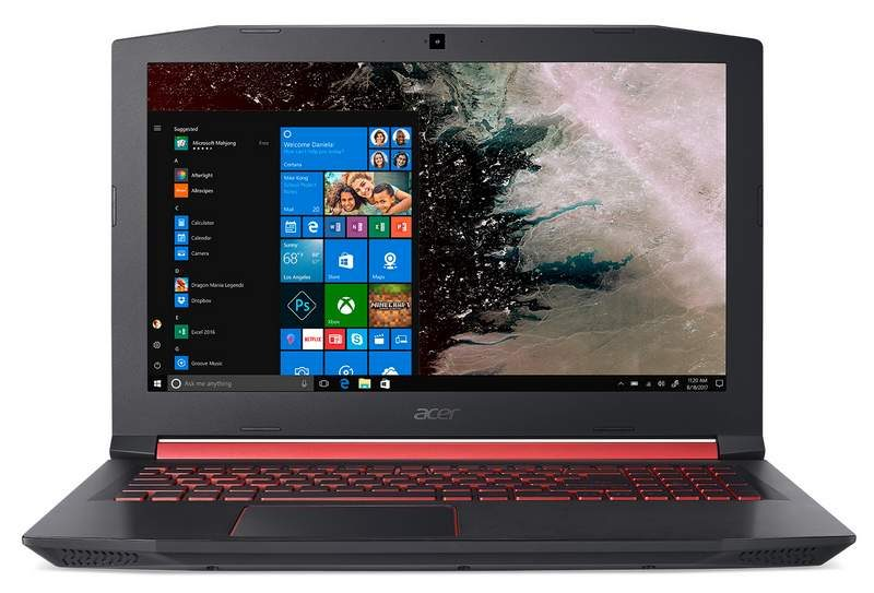 Acer Introduces Nitro 5 Gaming Laptops with 8th Gen Intel CPUs