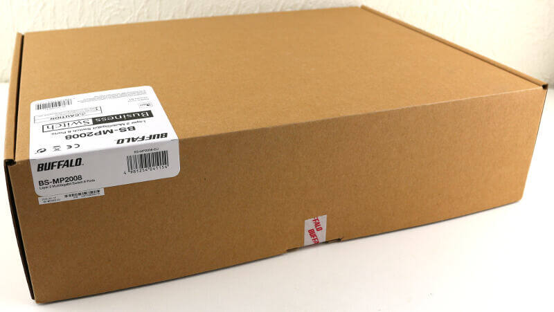 Buffalo BS-MP2008 Photo box angle