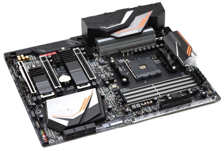 AORUS X470 Gaming 7 WiFi Motherboard