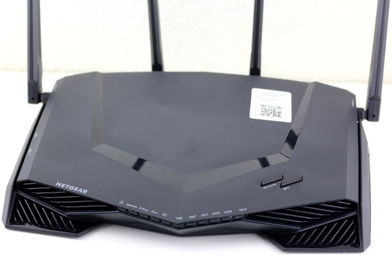 NETGEAR Nighthawk Pro Gaming XR500 Photo view front