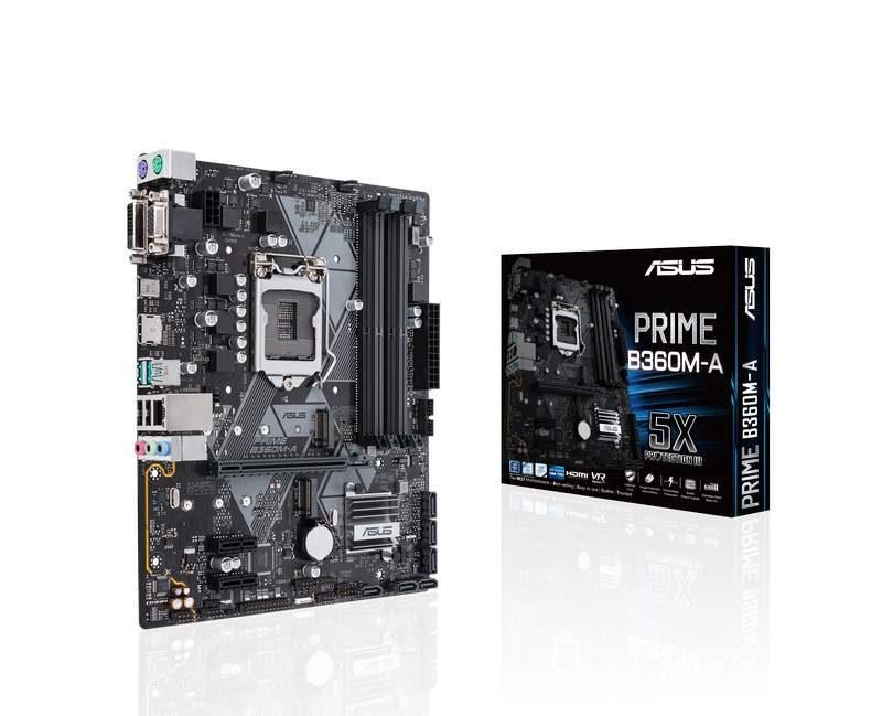 NEW PRIME B360M A MGT C box