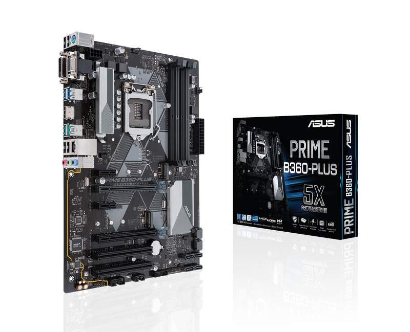 PRIME B360 PLUS with box