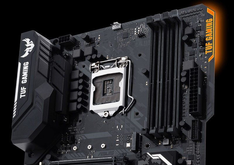 ASUS TUF H370-Pro Gaming WiFi Motherboard Review