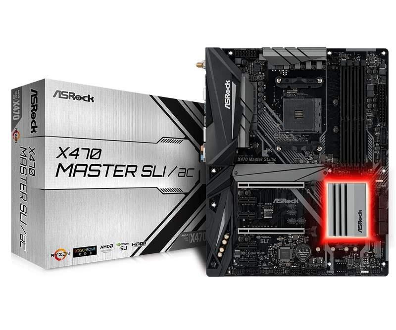 X470 Master SLIacL1