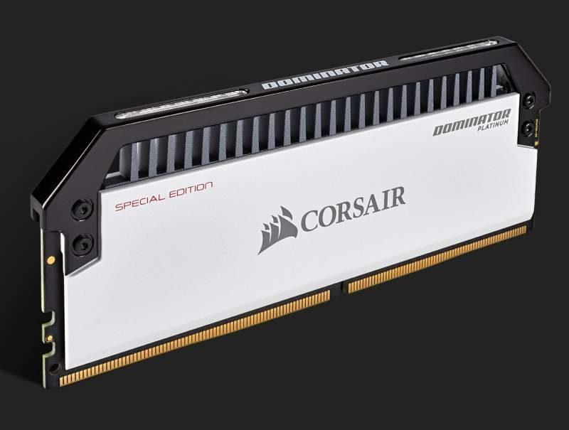 Corsair Introduces Dominator Platinum Contrast DDR4