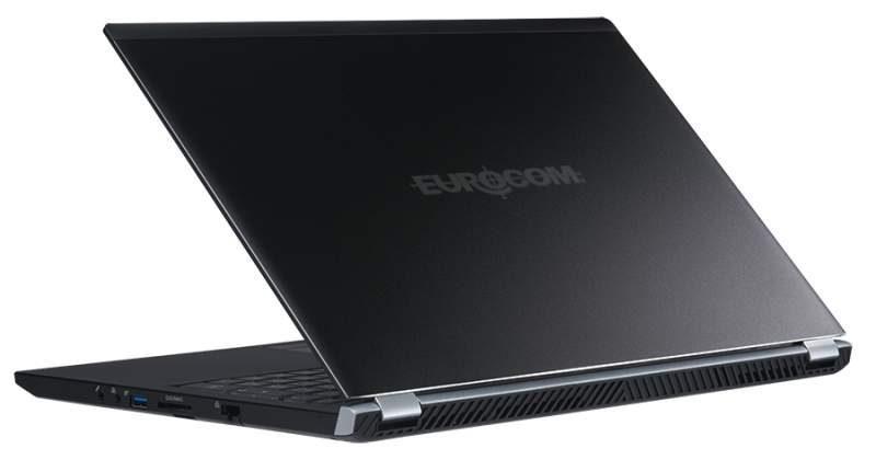 Eurocom Announces Q6 Max-Q Gaming Laptop with i7-8750H