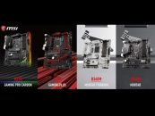 MSI Launches H370, B360 and H310 Motherboards