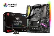 MSI Rolls Out BIOS Update for CPU-Attached RAID Support
