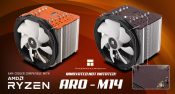 Thermalright Introduces the ARO-M14 CPU Cooler