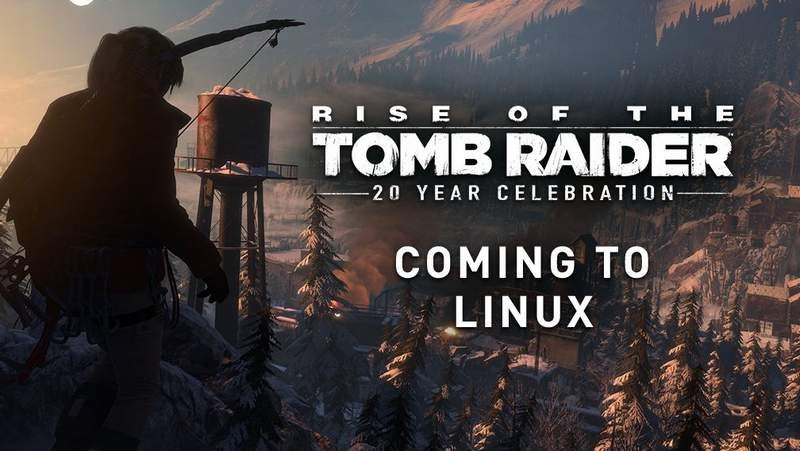 Rise of the Tomb Raider Coming to Linux on April 19