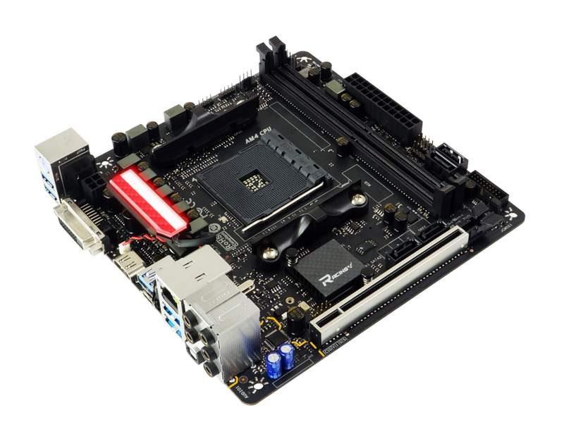 Biostar Presents the RACING X470GTN Mini-ITX Motherboard