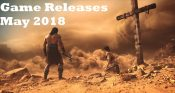 game releases may 2018