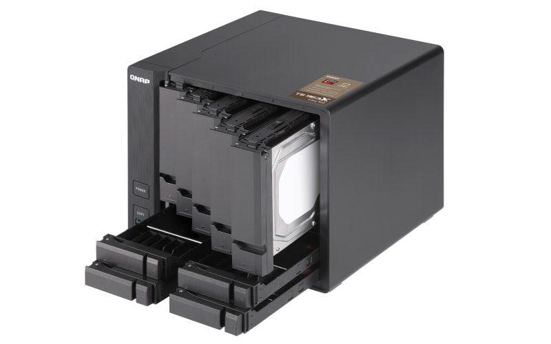 QNAP Announces TS-963X AMD-Powered 9-Bay NAS