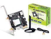 Gigabyte Introduces the GC-WB1733D-I 802.11ac WiFi Card