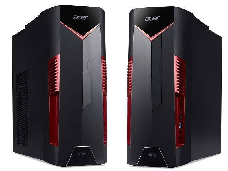 Acer Launches the Nitro 50 Gaming Desktop