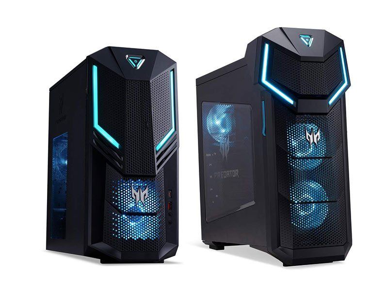 Acer Announces the Predator Orion 3000 and 5000 Gaming PCs