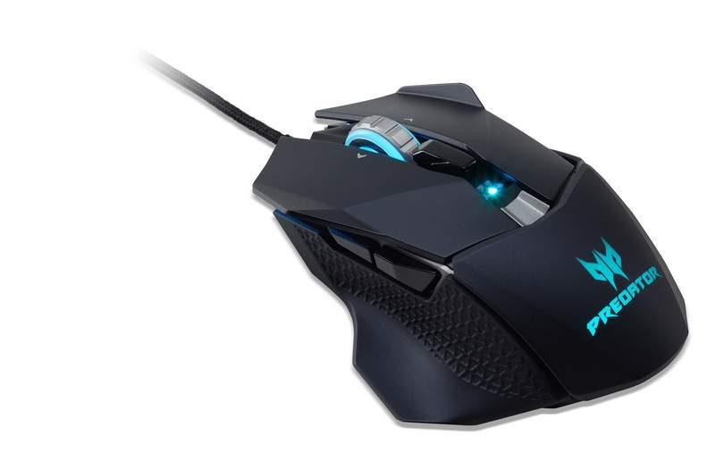 Predator Cestus 510 Mouse black 02
