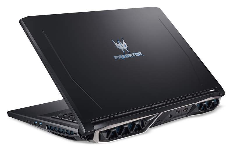 Acer Unleashes Predator Helios 500 High-End Gaming Notebook