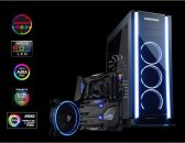 Enermax Launches New Saberay Flagship RGB Full-Tower Case