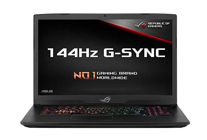 ASUS ROG GL703G 144Hz G-Sync Gaming Laptop Review