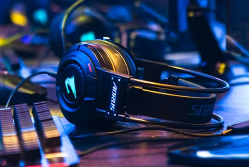 AORUS H5 RGB Stereo Gaming Headset Review