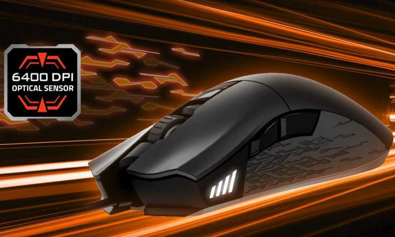 AORUS M3 Optical RGB Gaming Mouse Review