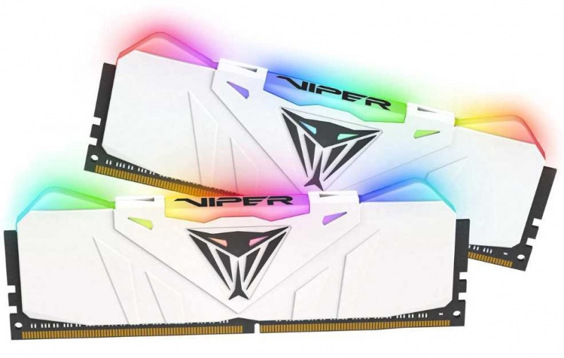 Patriot Viper 16GB 3000MHz RGB White DDR4 Review
